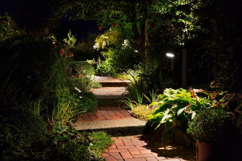 Led Lampen Garten