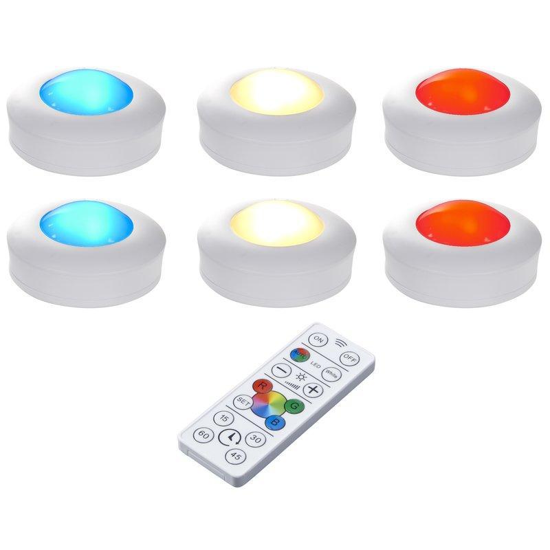 Led Lampen Mit Batterie Und Fernbedienung