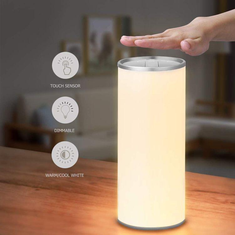 Led Nachttischlampe Touch