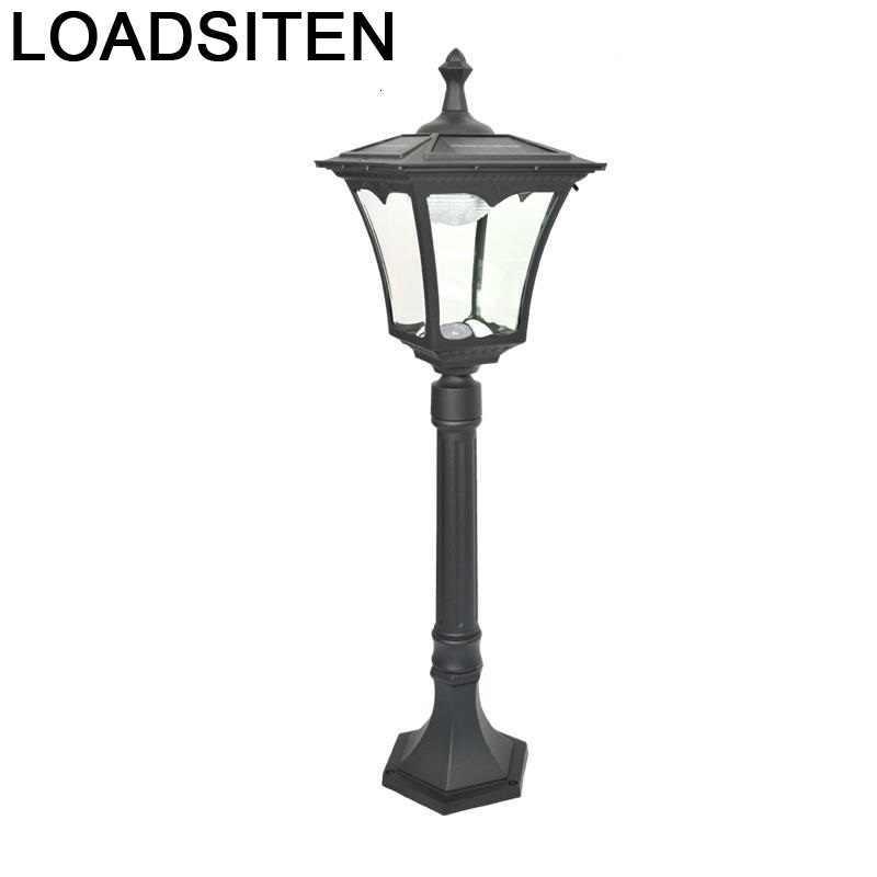 Led Solar Tischlampe