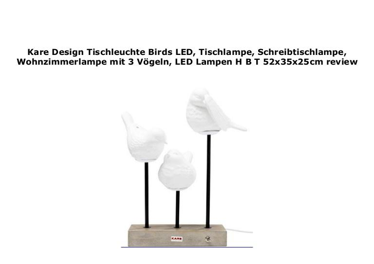 Led Tischlampe Design