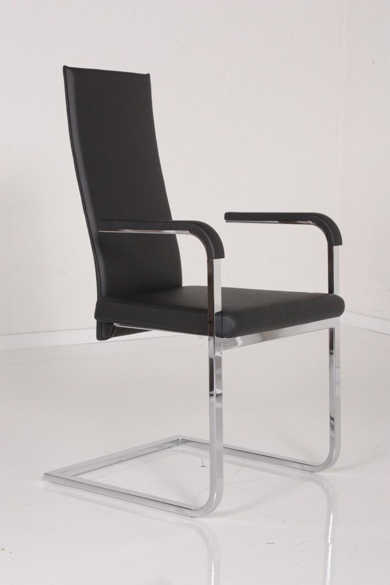 Leder Esstisch Stühle Mit Armlehne