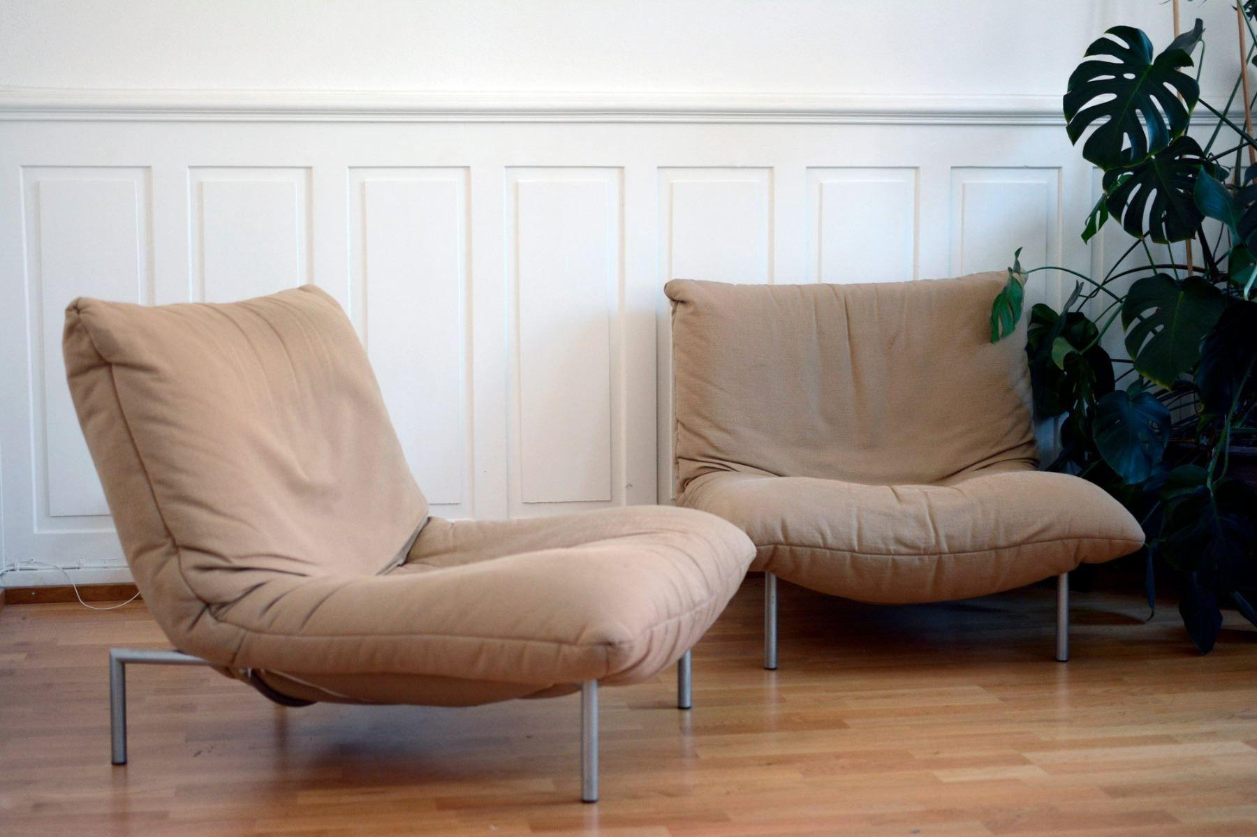 Ledersessel Dänisches Design
