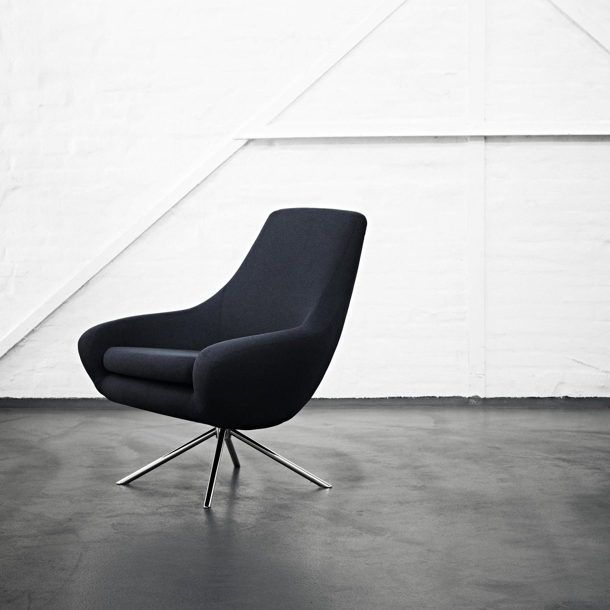 Ledersessel Lounge Design