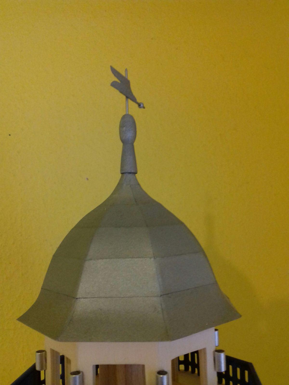 Leuchtturm Lampe Außen