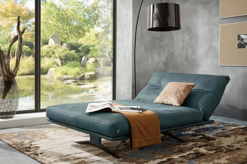 Liegesessel Relaxliege Wohnzimmer