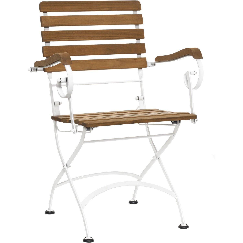 Liegestuhl Holz Klappbar Mit Armlehne