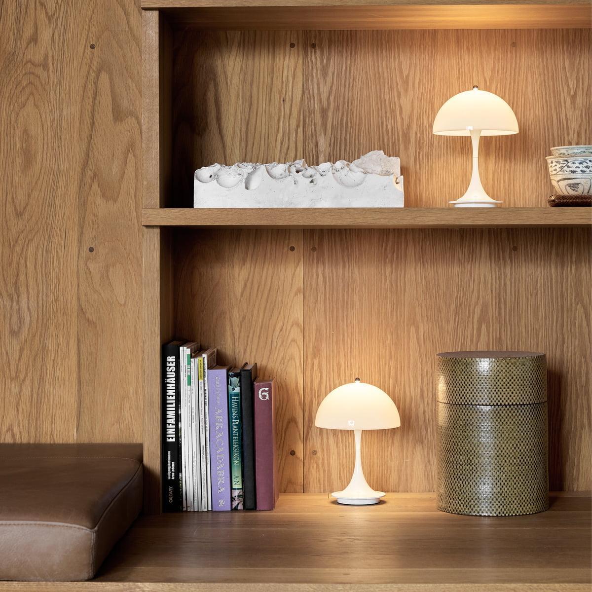 Louis Poulsen Panthella Portable Table Lamp