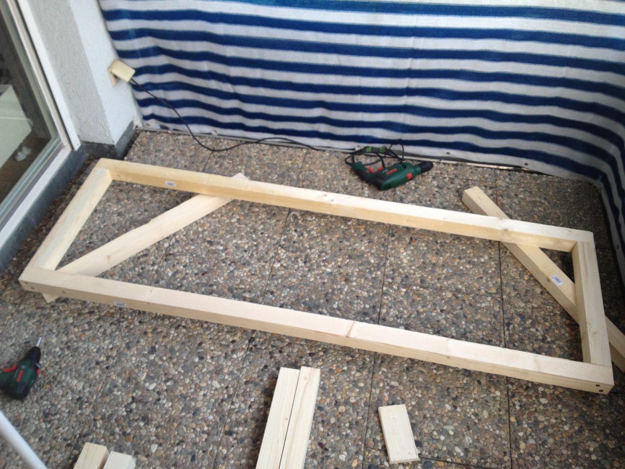 Lounge Gartenmöbel Holz Selber Bauen
