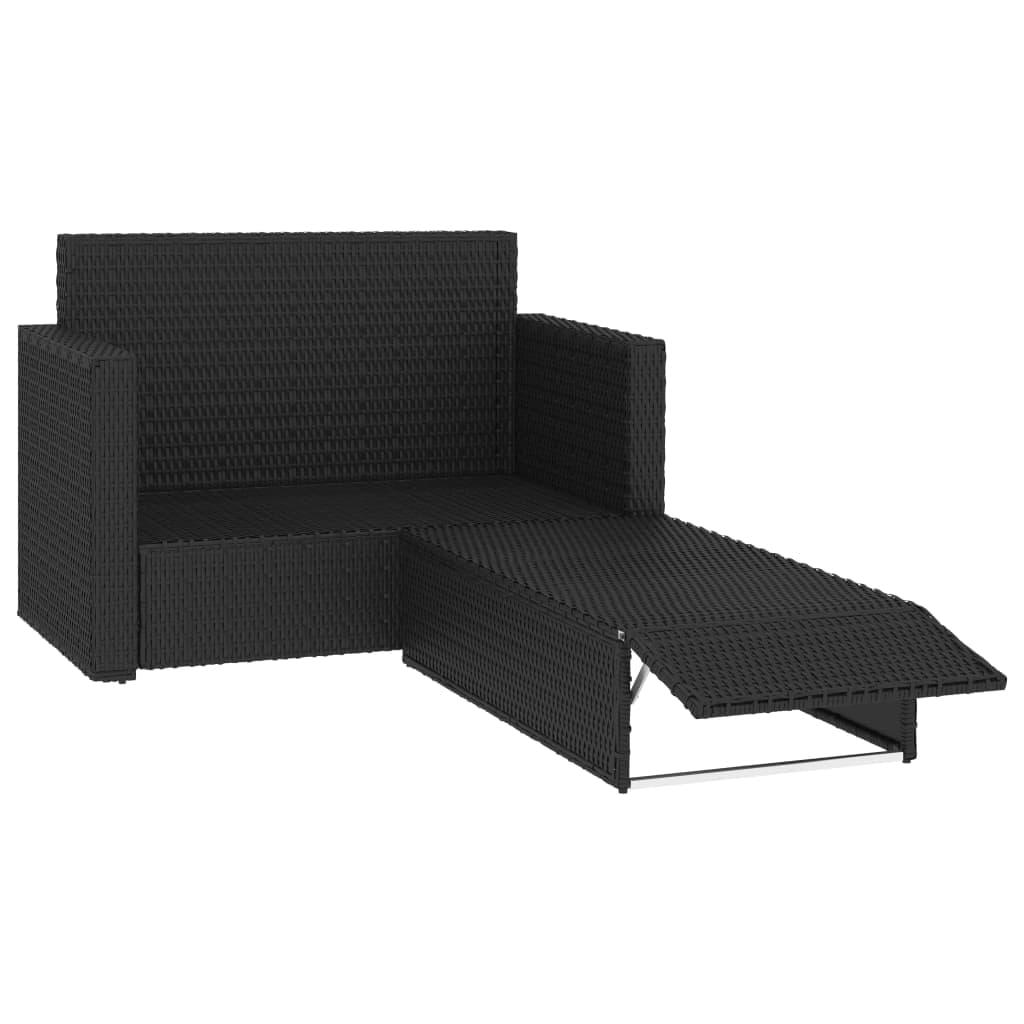Lounge Sofa Garten 2 Sitzer