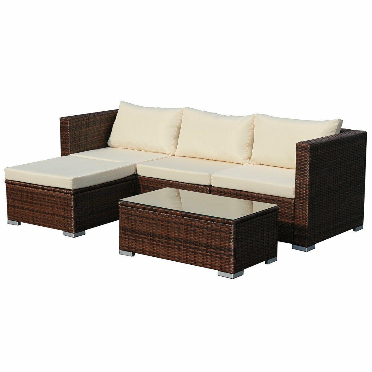 Lounge Sofa Gartenmöbel