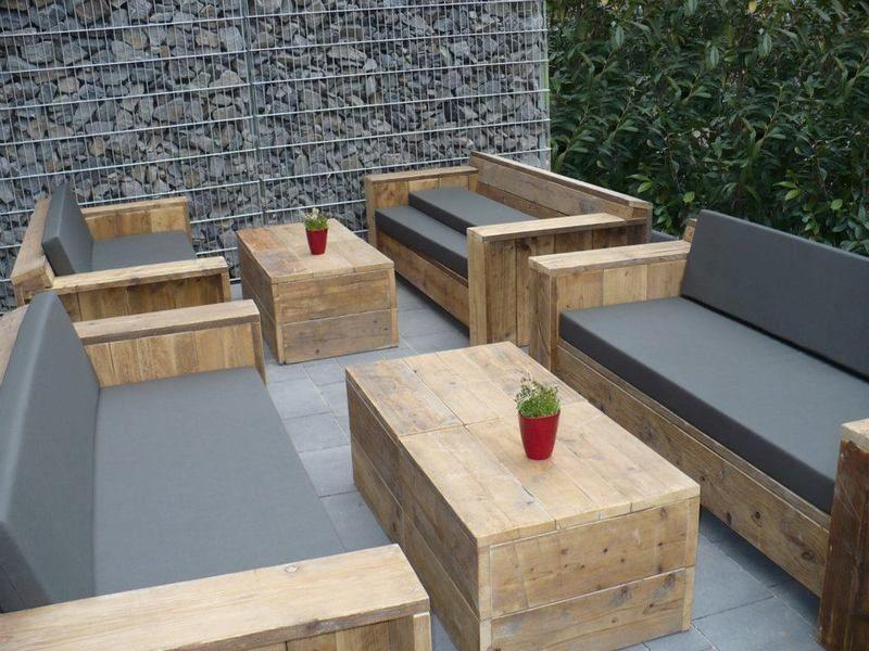 Loungemöbel Holz Selber Bauen