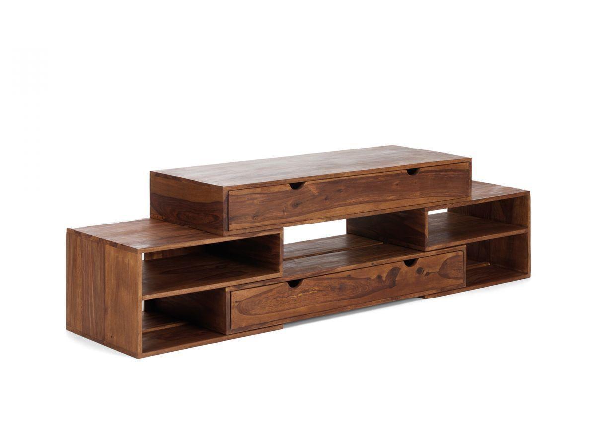 Lowboard Holz Modern