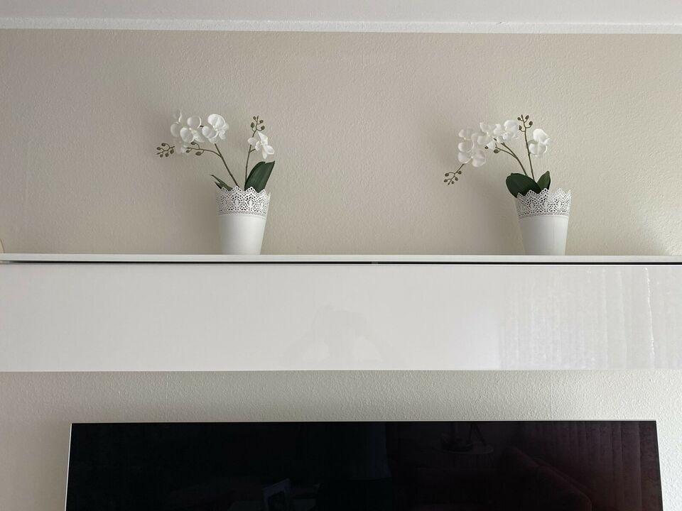 Lowboard Weiß Hochglanz Ikea