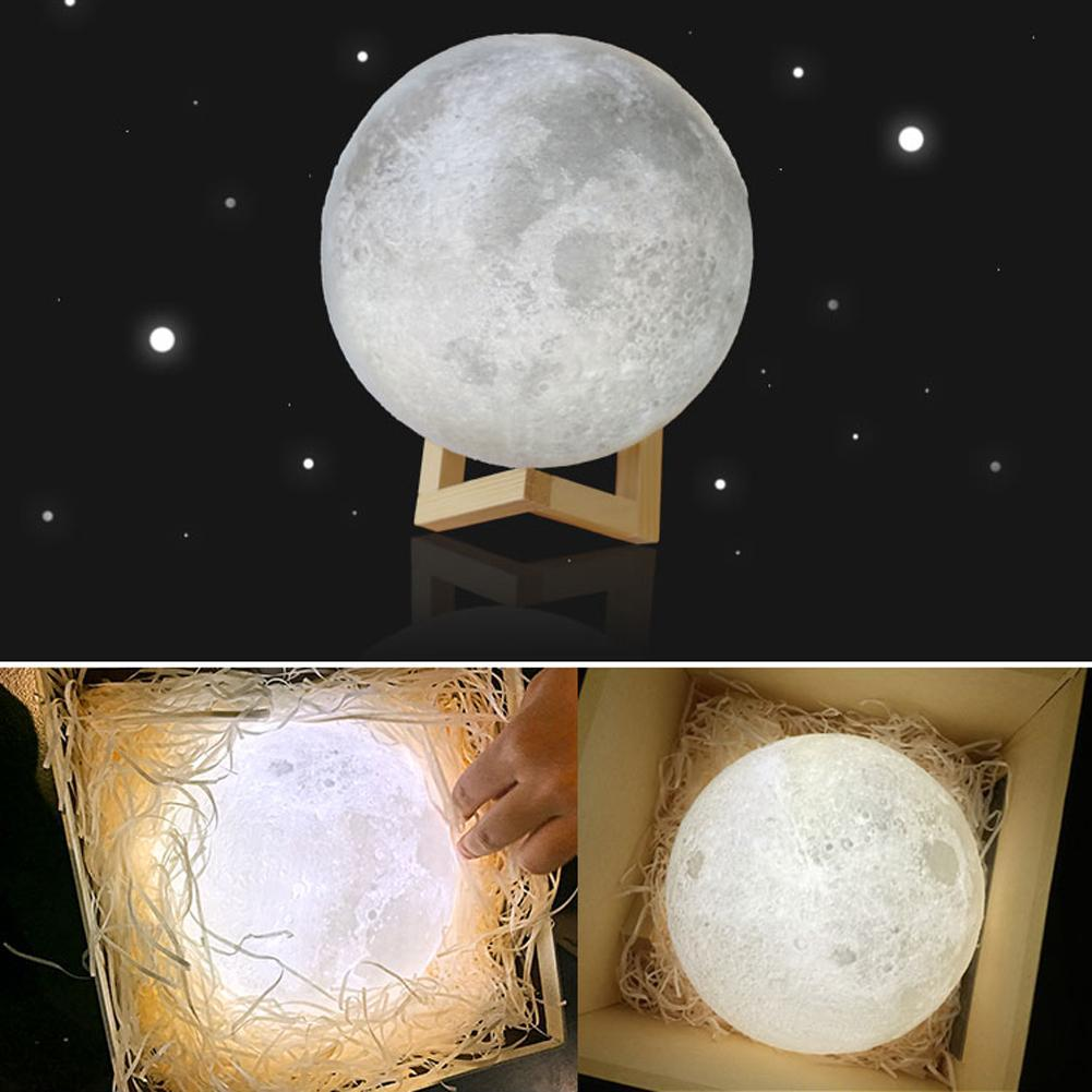 Luna Lampe Mond
