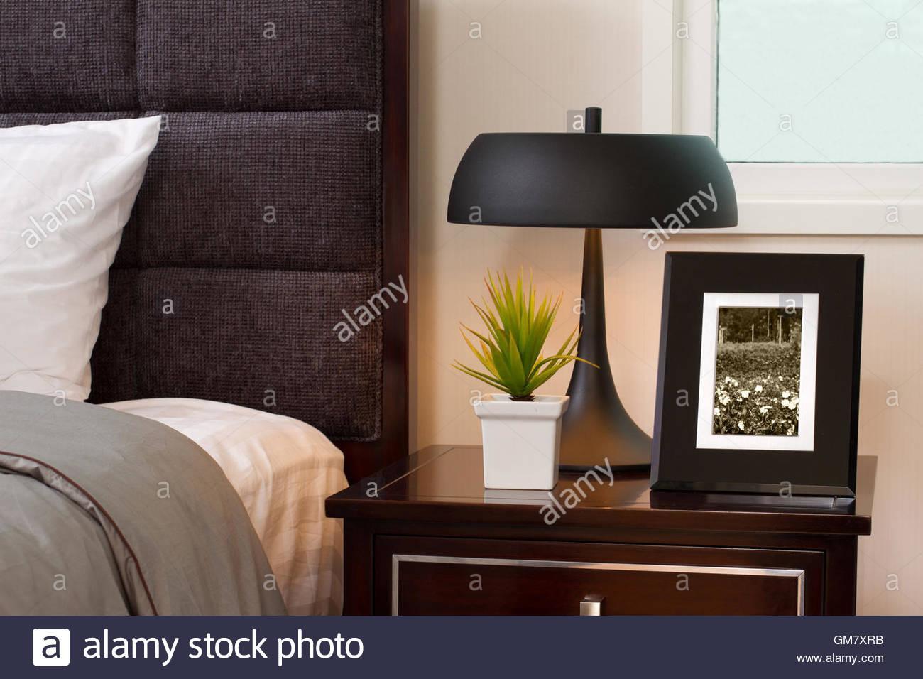 Luxus Schlafzimmer Holz