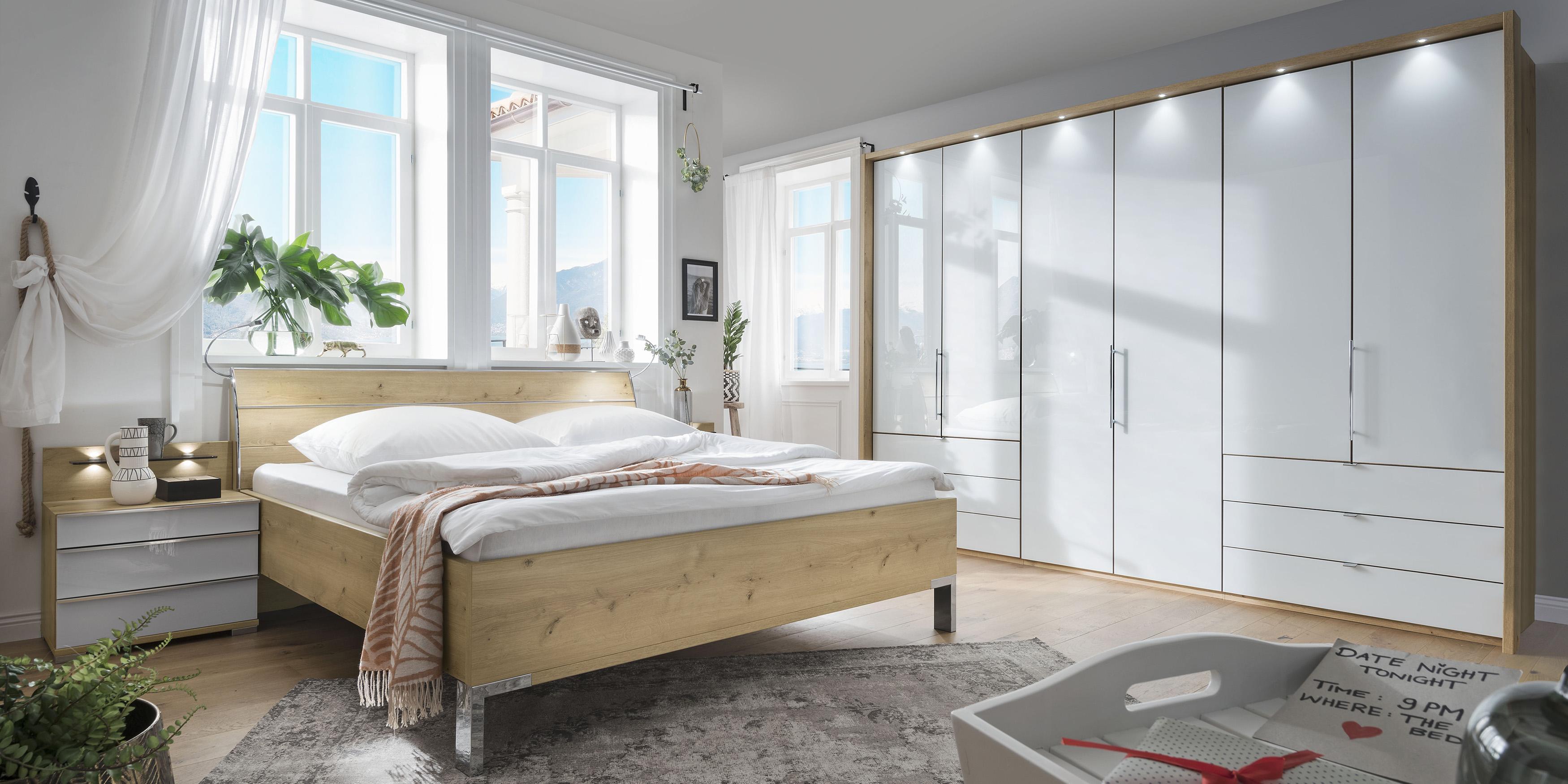 Luxus Schlafzimmer Komplett Modern