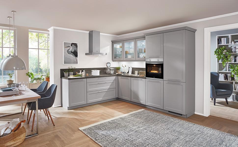 Mömax Küche Grau