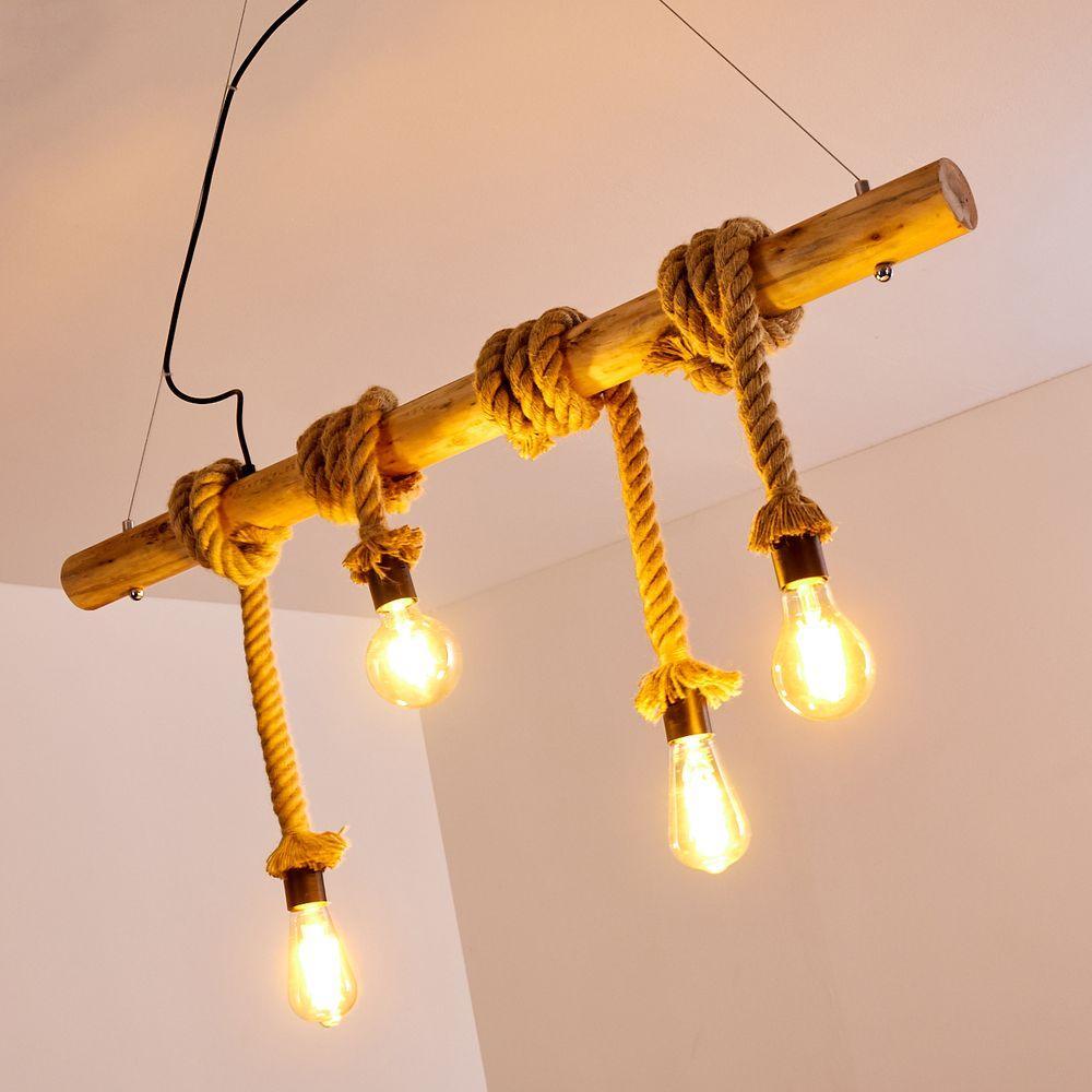 Maritime Lampe Seil