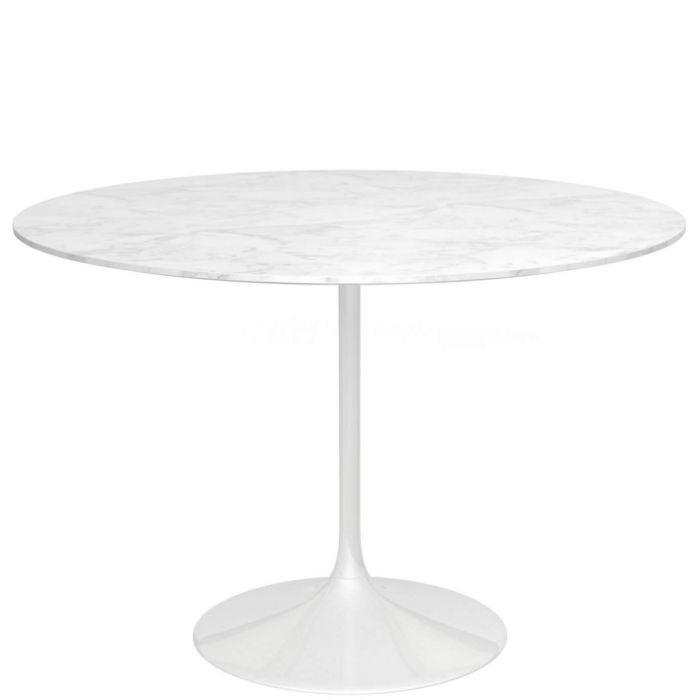 Marmor Esstisch Oval