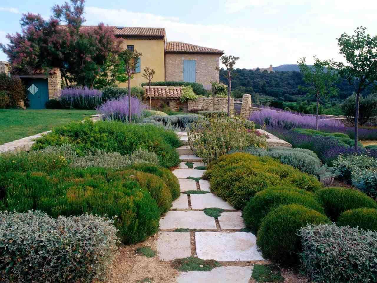 Mediterraner Garten Ideen