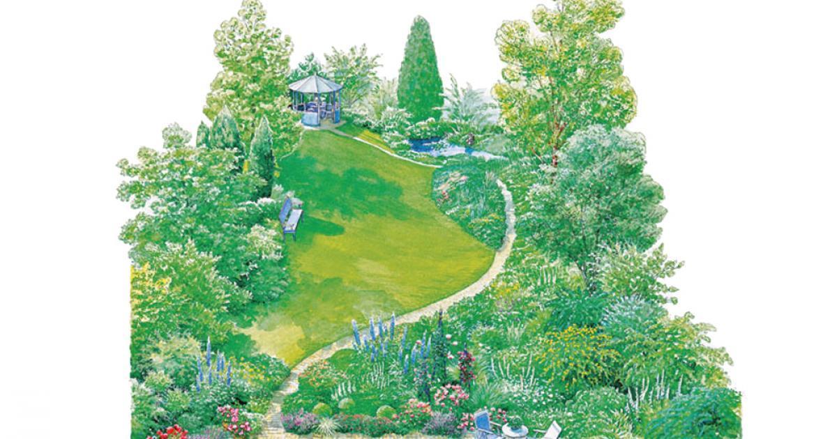 Mein Schöner Garten Gartengestaltung