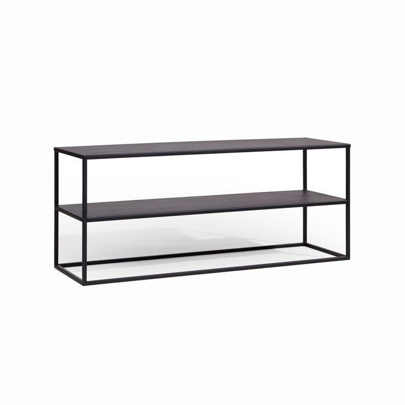 Metall Sideboard Weiß