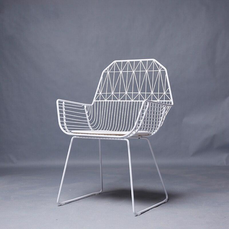Metall Stuhl Und Tisch