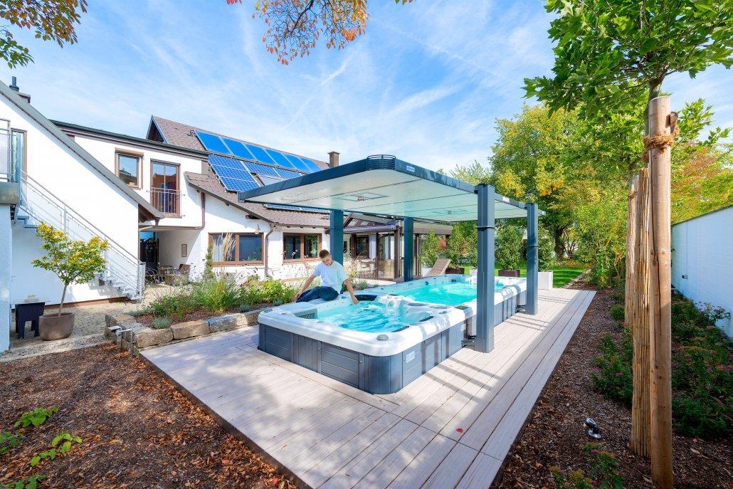 Mini Pool Für Kleinen Garten