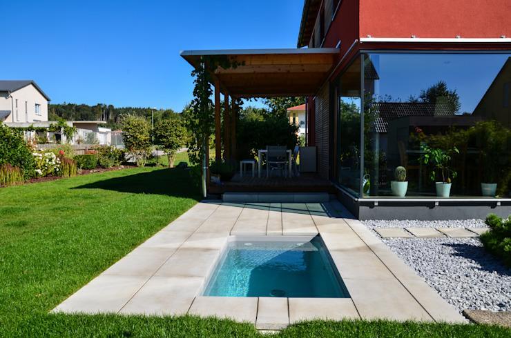 Mini Pool Kleiner Garten