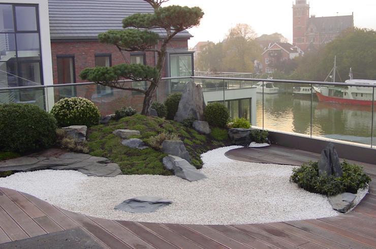 Mini Zen Garten Anlegen