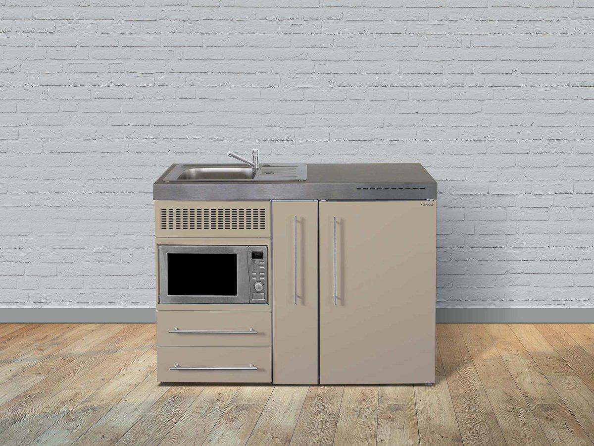 Miniküche Mit Kühlschrank Und Ceranfeld