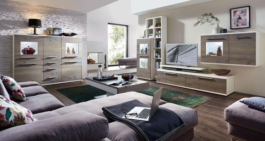 Möbel Kraft Wohnwand