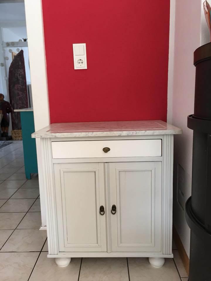 Möbel Restaurieren Kreidefarbe