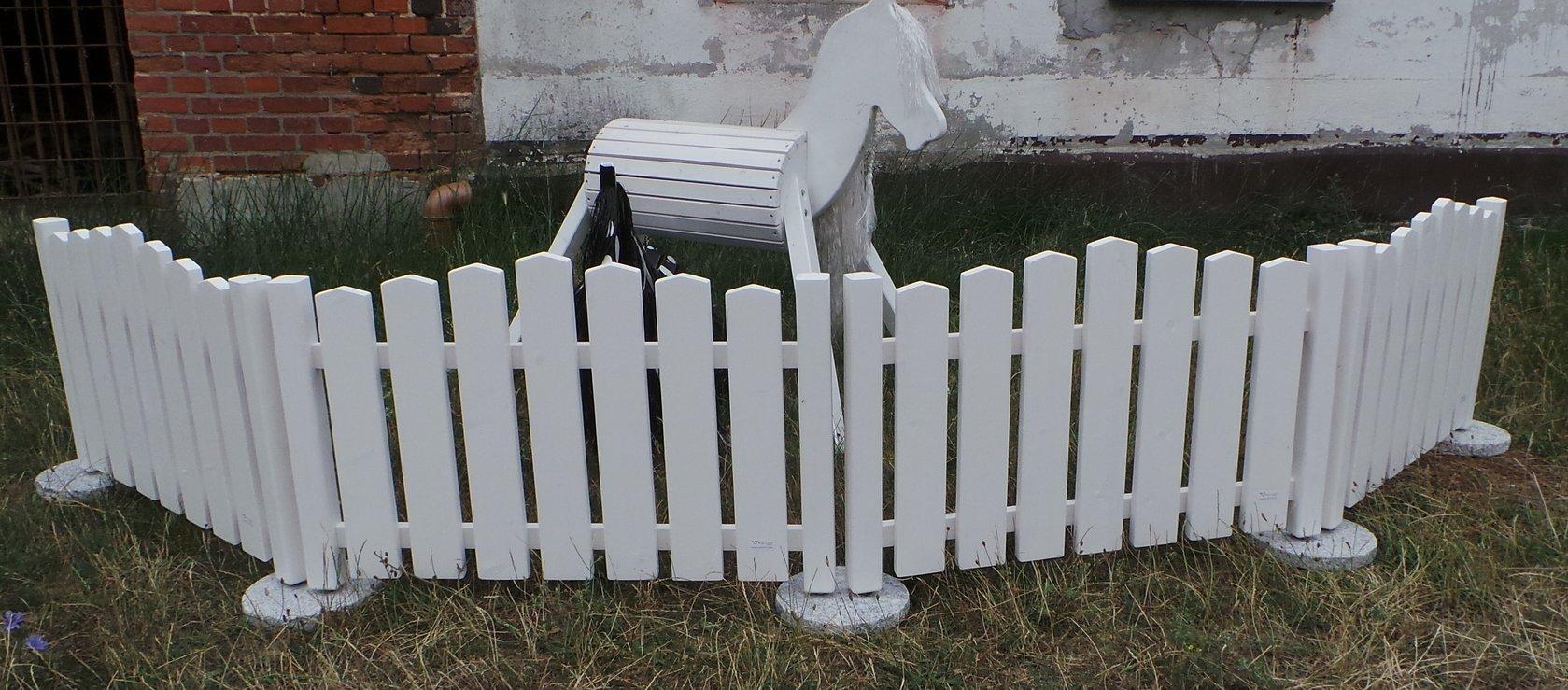 Mobiler Zaun Kinder