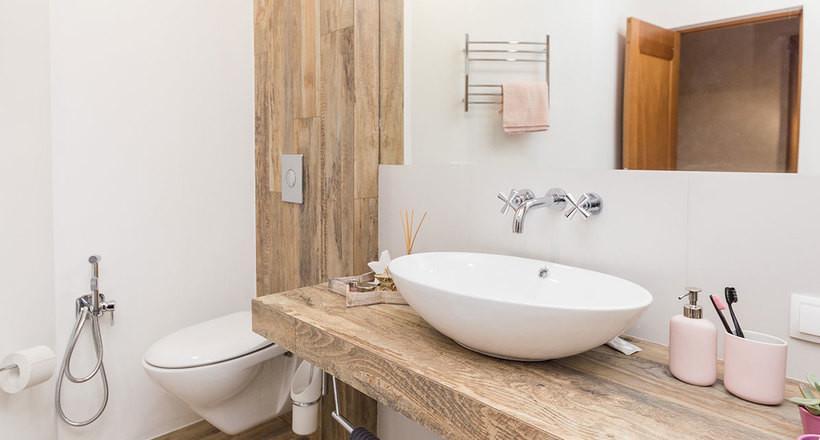 Modern Badezimmer Neubau