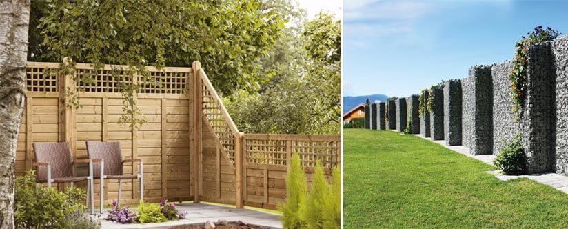 Modern Garten Sichtschutz Ideen