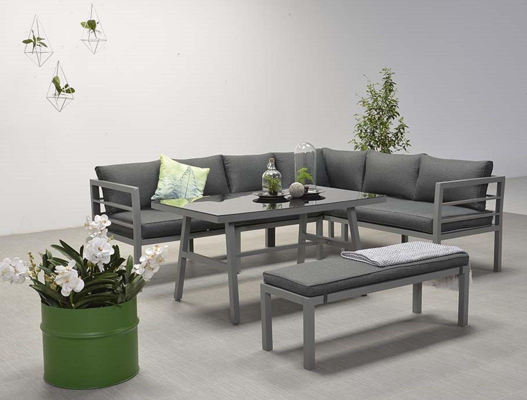 Modern Loungemöbel Terrasse