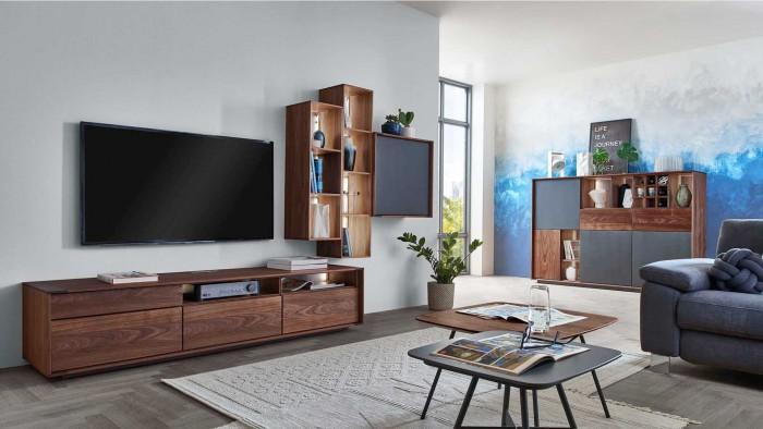 Modern Lowboard Wohnzimmer