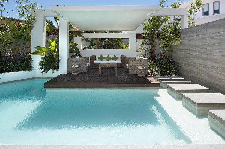 Modern Pool Gestaltungsideen