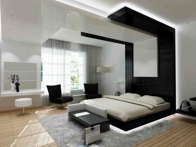 Modern Schlafzimmer Einrichten Ideen