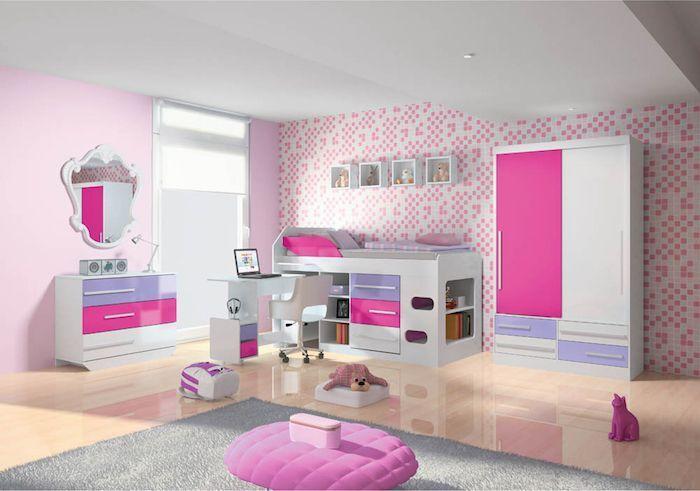 Modern Schlafzimmer Für Mädchen