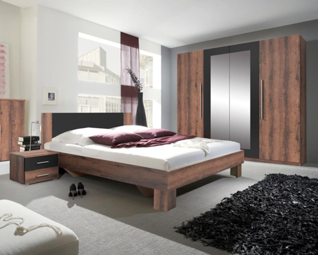 Modern Schlafzimmer Komplett Mit Boxspringbett
