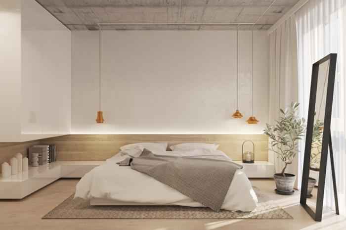 Modern Schlafzimmer Lampe Hängend