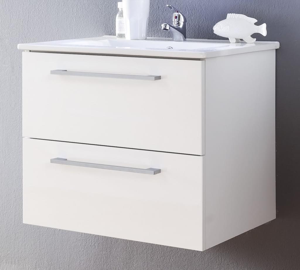 Modern Waschbeckenunterschrank Hängend