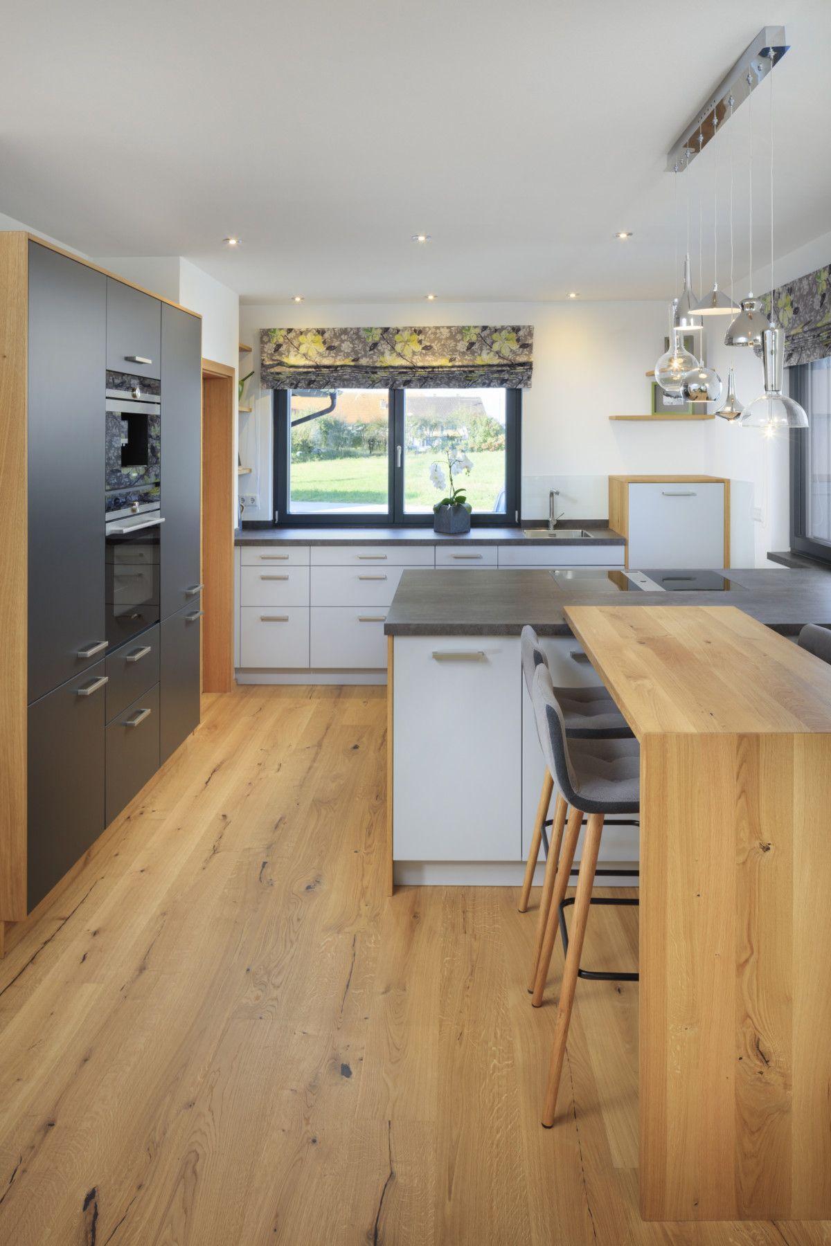 Modern Wohnküche Ideen