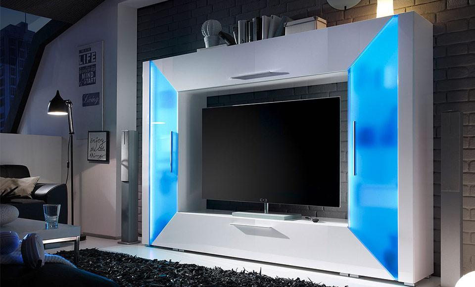 Modern Wohnwand Ideen