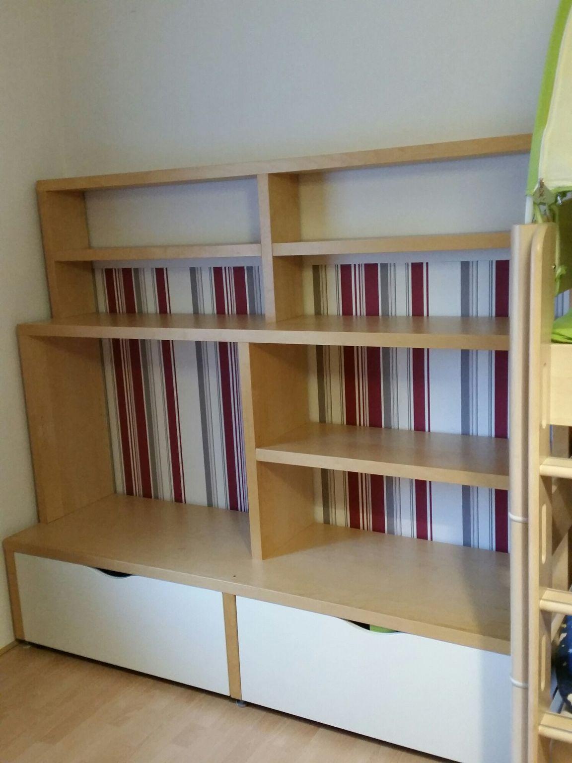 Modern Wohnwand Ikea