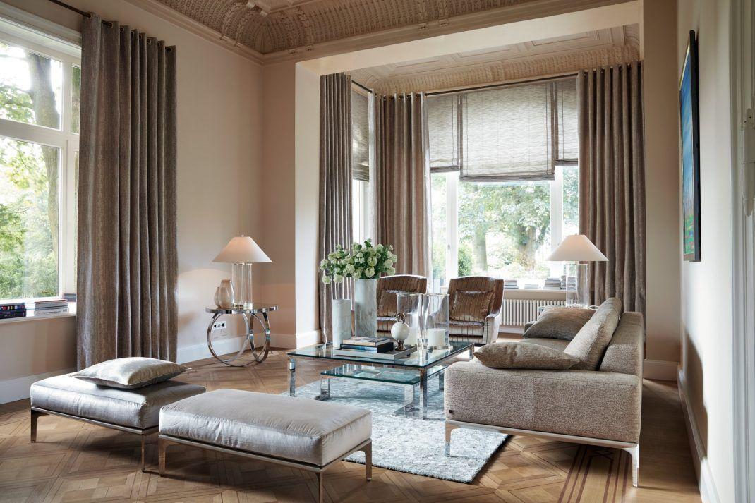 Moderne 2019 Gardinen Dekorationsvorschläge Wohnzimmer Modern