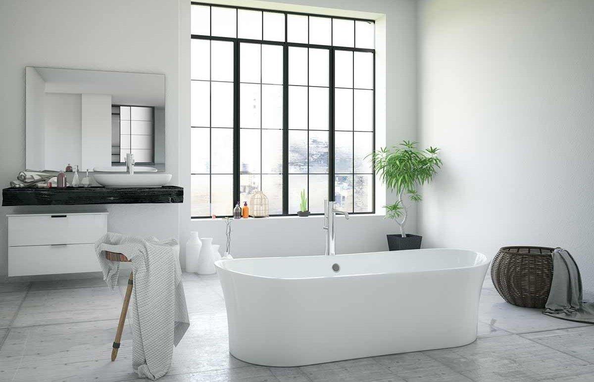 Moderne Badewannen Bilder
